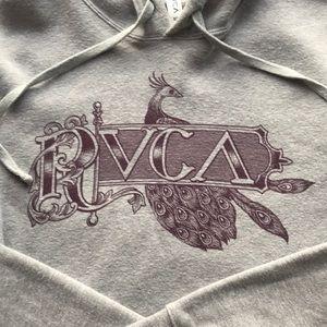 RVCA Peacock Hoodie